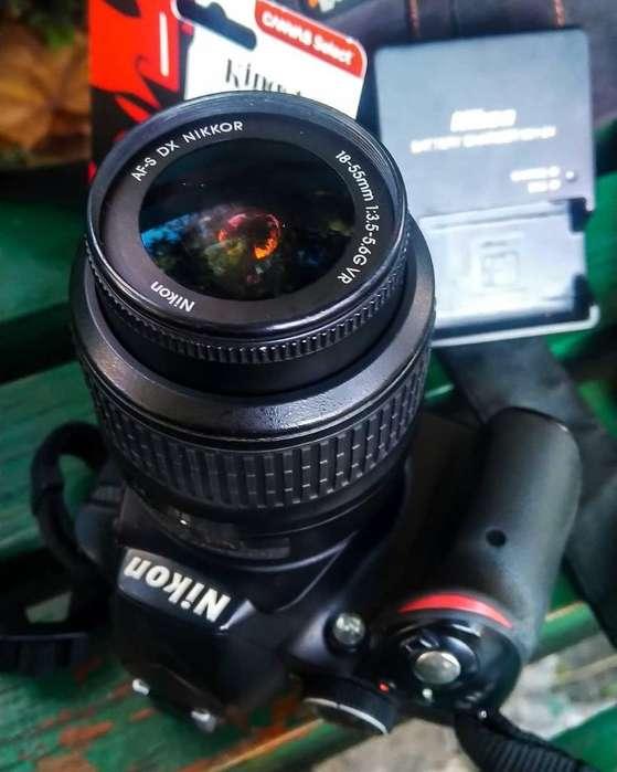 Nikon D3200 Estuche Reflex Canon D3100