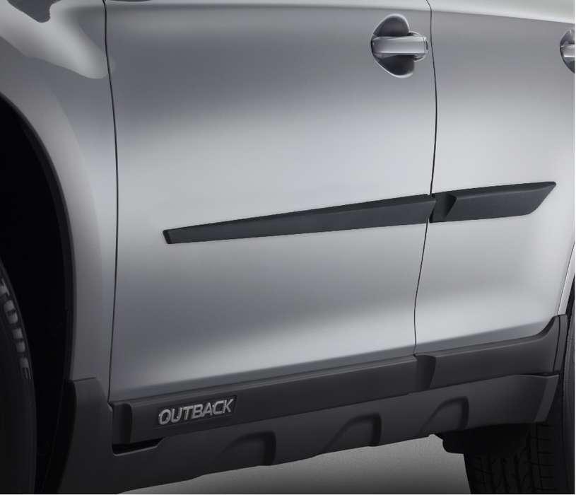 Molduras de Puertas OUTBACK Subaru <strong>accesorio</strong>s Originales