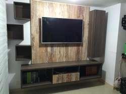 Fabricacion de Mueble para El Hogar