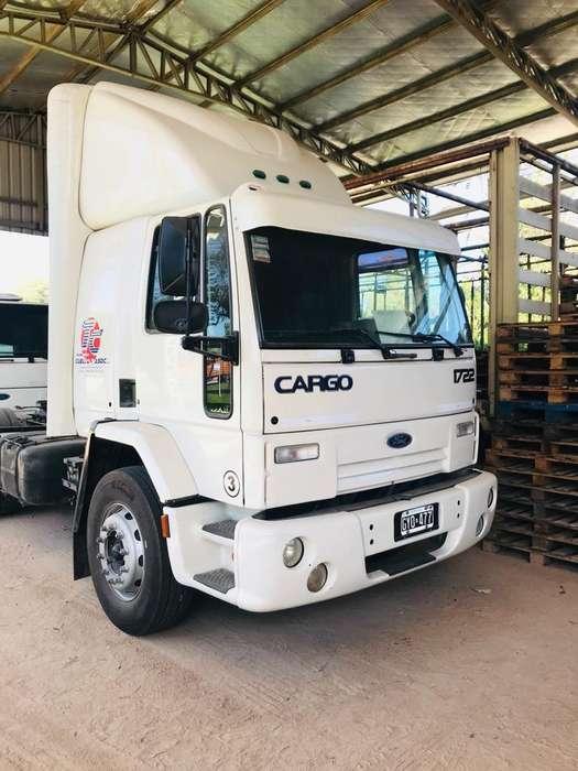Vendo Ford Cargo 1722