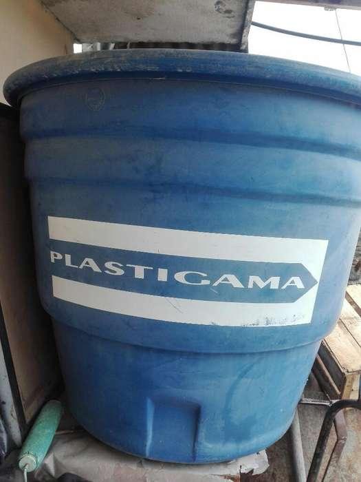 Tanque Reservorio de Agua Plastigama EN LOJA