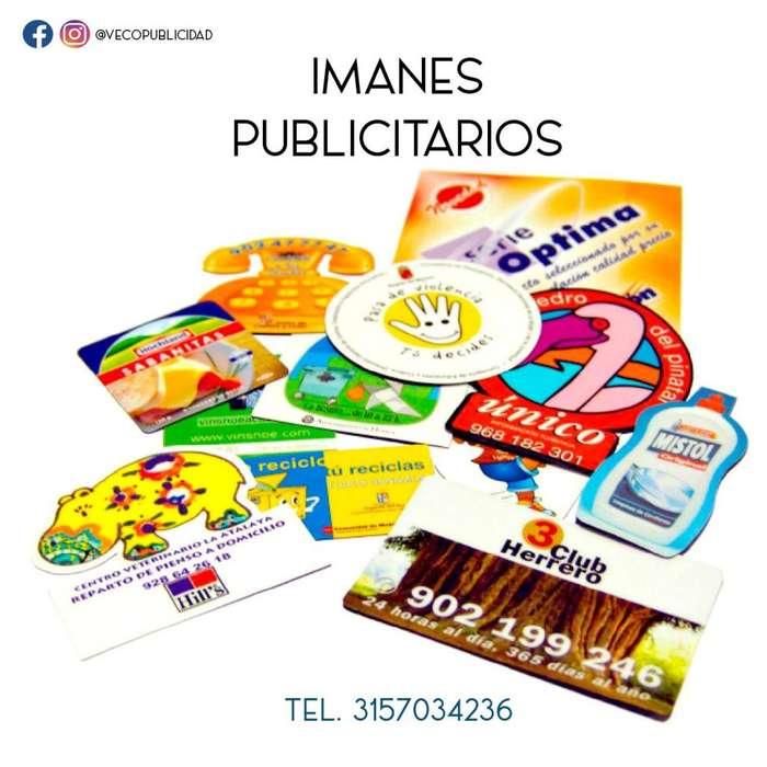 IMANES PUBLICITARIOS CALENTDARIOS TARJETAS TROQUELADAS Y MUCHO MAS