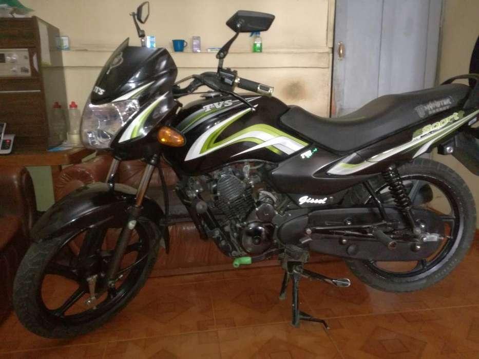 Vendo Moto Tvs100 Sport