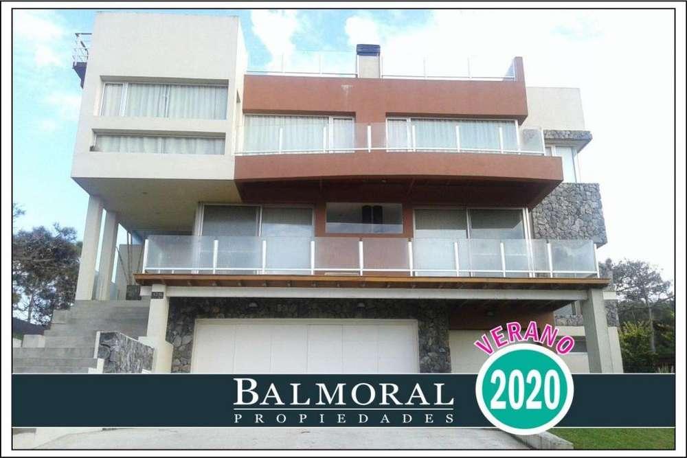 Ref: 8789 - Casa en alquiler, Pinamar: Zona Norte Playa