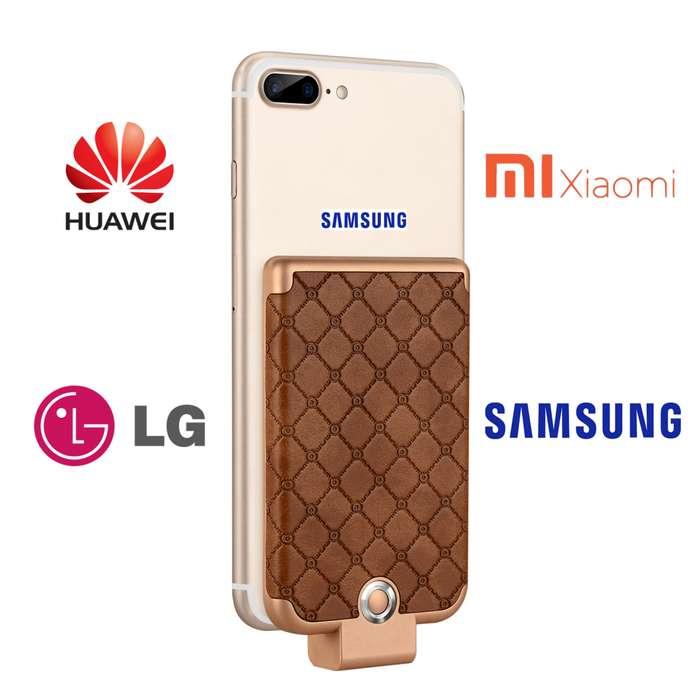 Power Bank Case Cargador Para celulares Android 3600mAh bateria