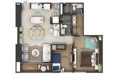 Vendo apartamento para ESTRENAR en Septiembre en Rionegro sector Los Colegios
