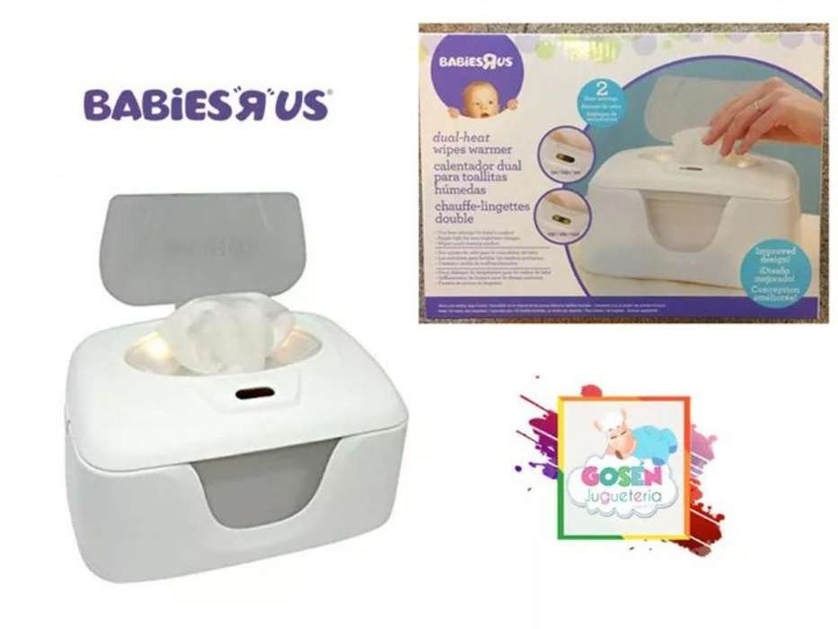 Calentador de Pañitos Húmedos Babies Rus