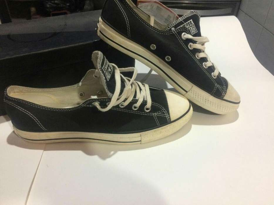 25a38d5ee Zapatillas converse  Ropa y Calzado en venta en Perú