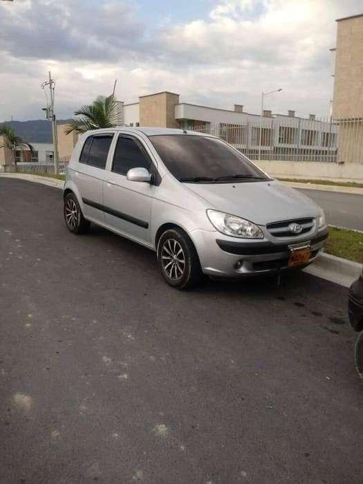 Hyundai Getz  2008 - 0 km