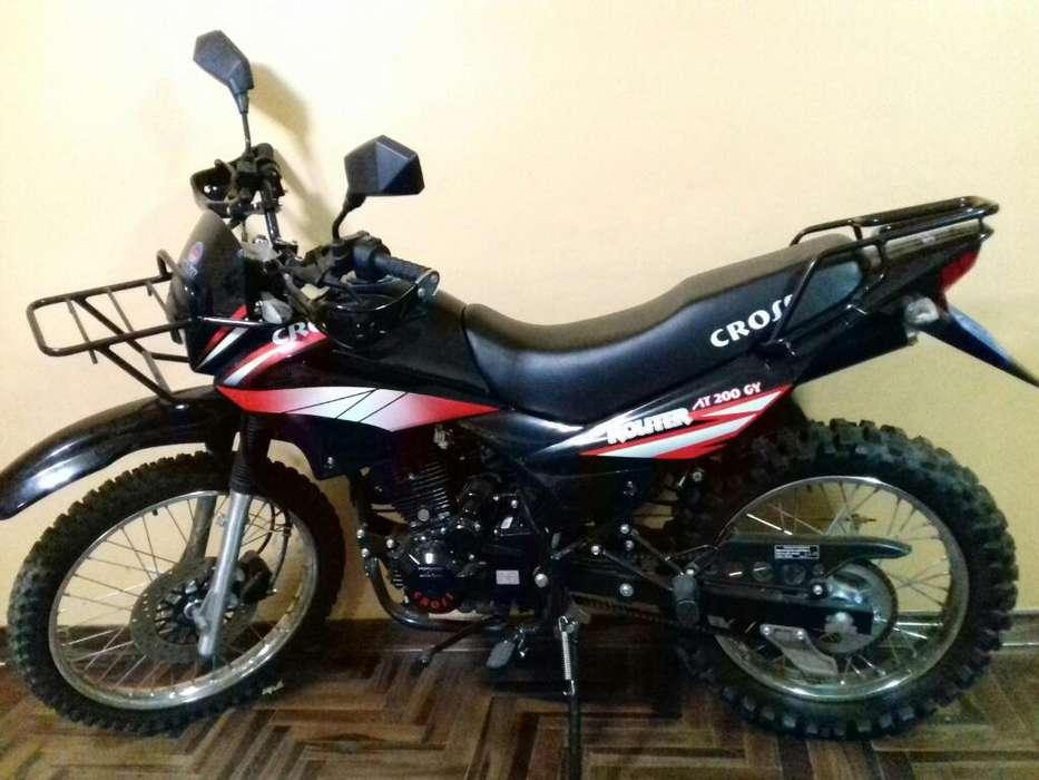 Moto Cross 200 <strong>nueva</strong>