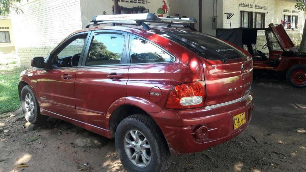 Ssangyong Actyon 2008 - 0 km