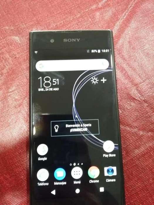 Vendo celular Sony Xperia XA 1 Plus barato