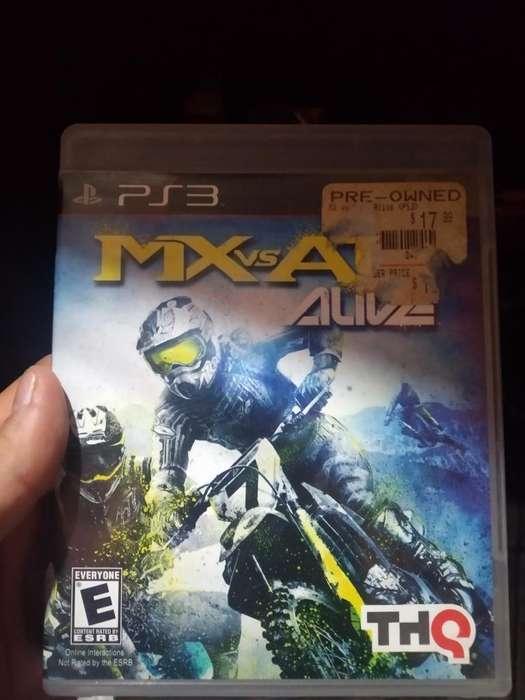 Mx Vs Atv Alive Play 3 Ps3