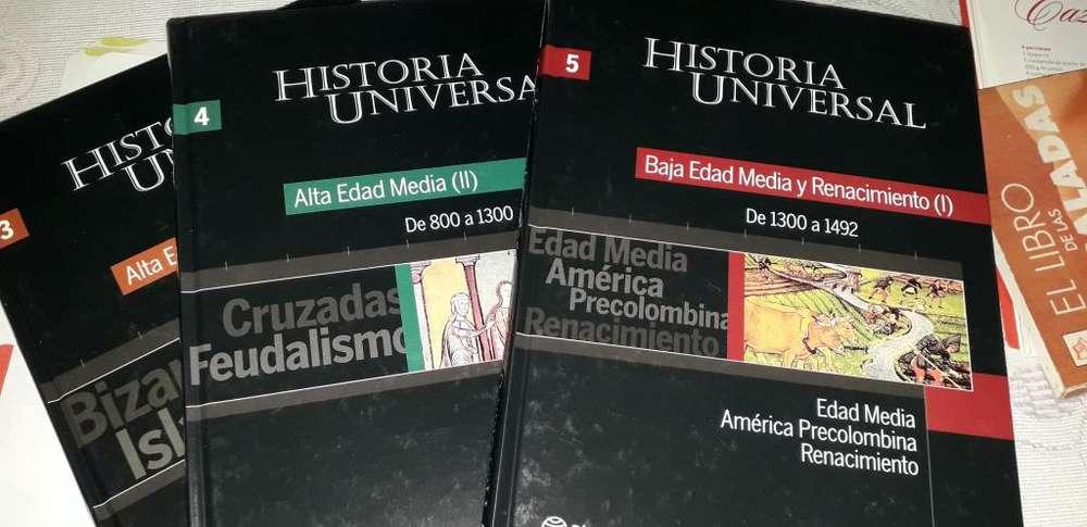 Enciclopedia de Historia Universal