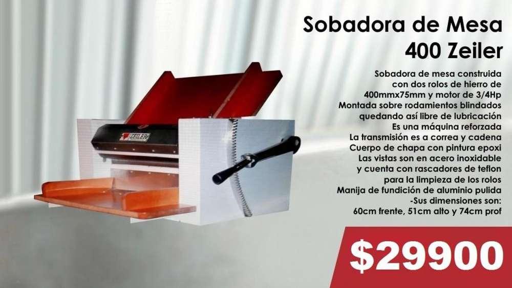 SOBADORA DE MESA