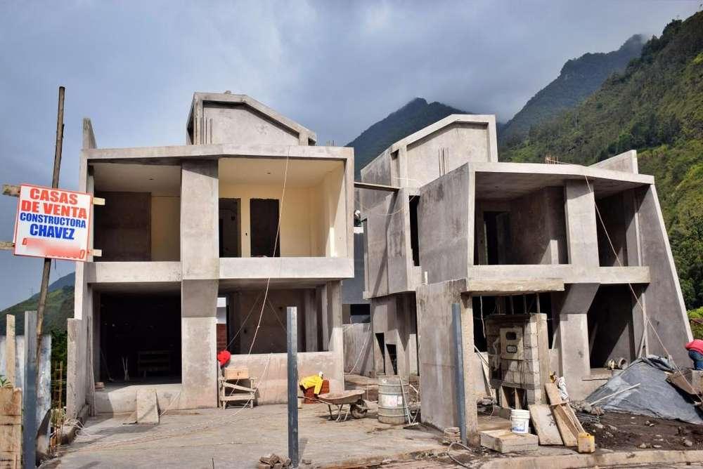 Departamentos y casas de Venta en Baños de Agua Santa
