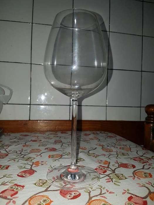 <strong>copas</strong> de Cristal