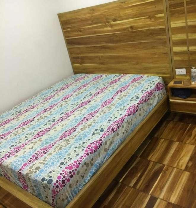 b8320d5ad3d1 Cama madera: Muebles en venta en Medellín | OLX P-3