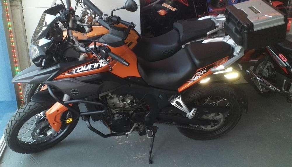 CORVEN TRIAX 250 TOURING CON 1600KM