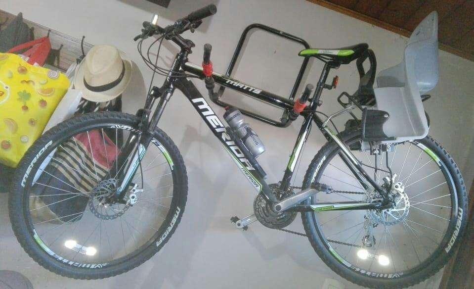 Bicicleta MB, Mérida Matts rodado 26