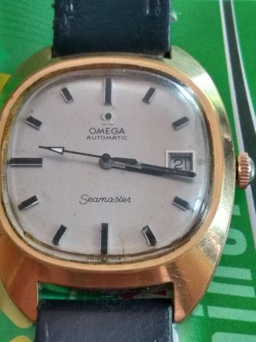 Reloj Omega Automático Antiguo Ganga