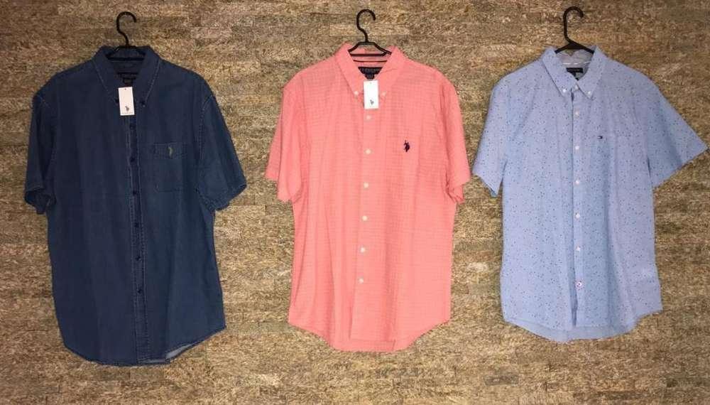 Camisa Polo Original Americana Medium
