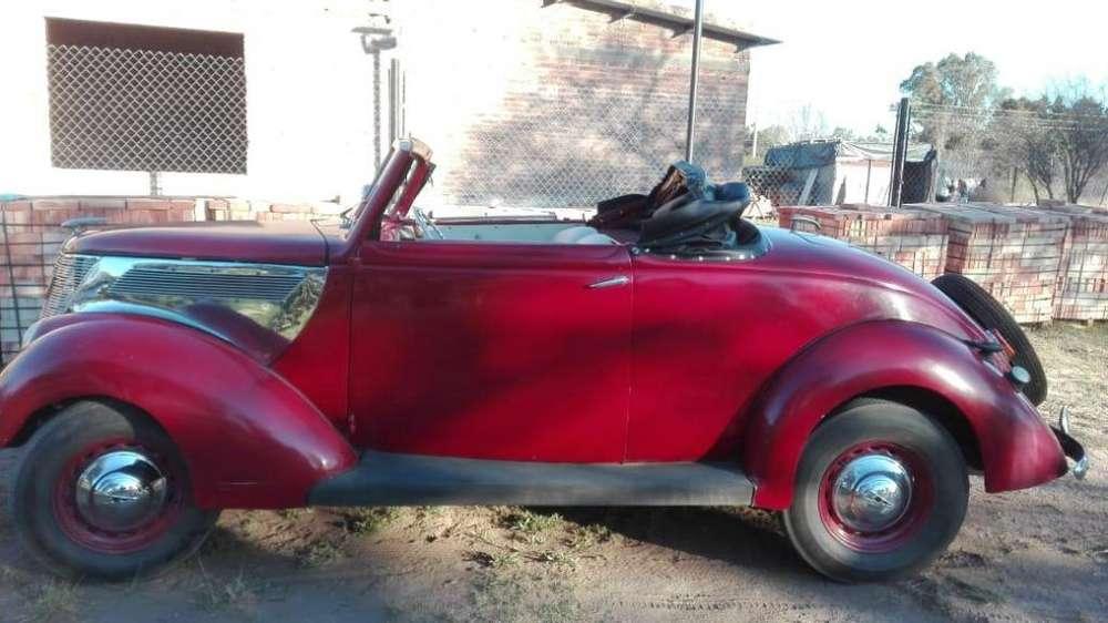 Ford Otro 1936 - 100 km