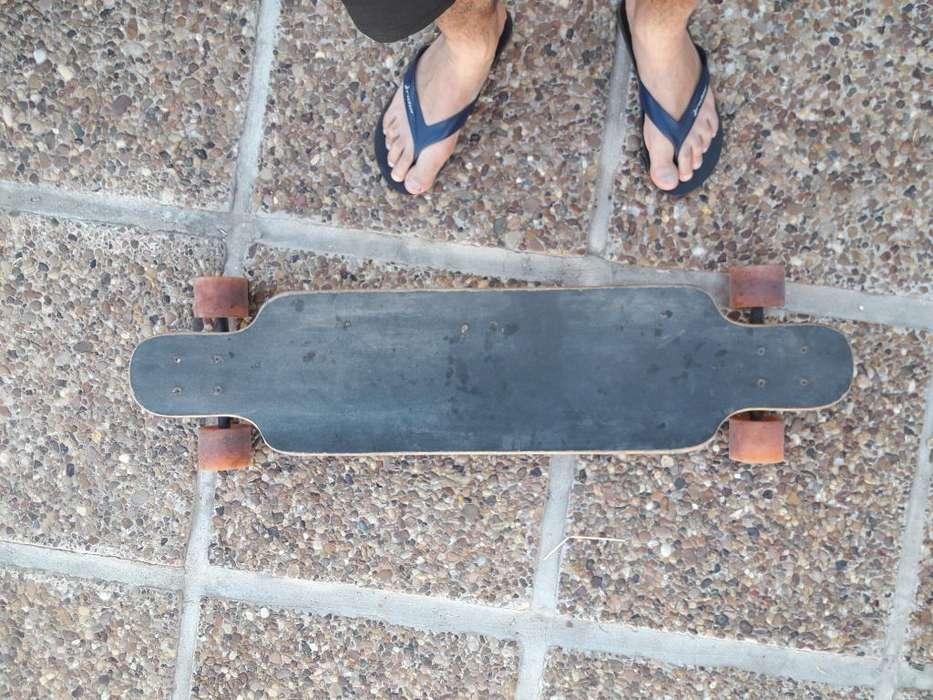 Vendo Lo Long Board Nuevo sin Uso