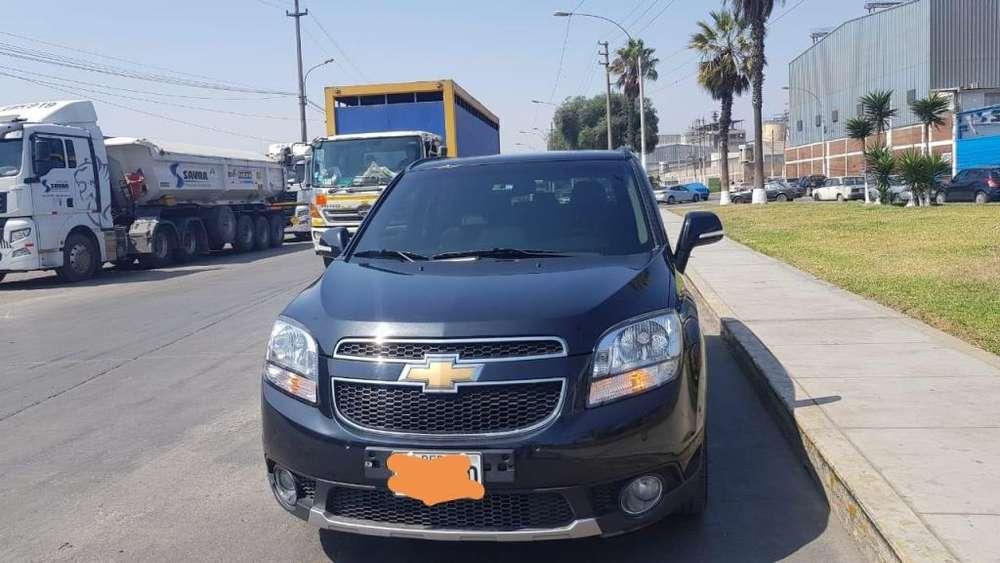 Chevrolet Orlando 2014 - 34323 km