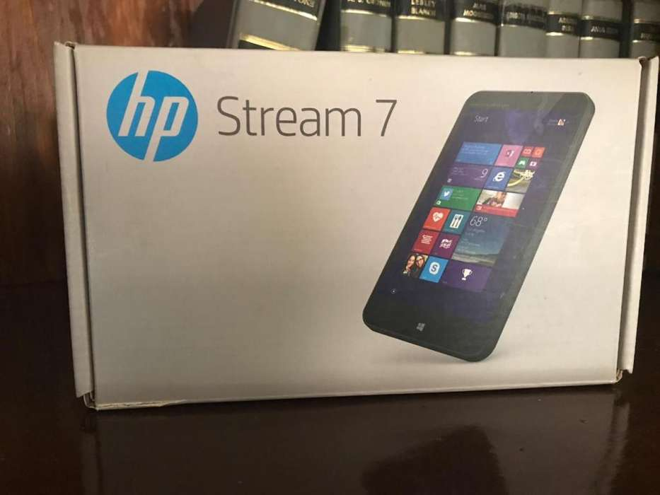 Tablet Hp Stream 7 32gb Con Windows 10