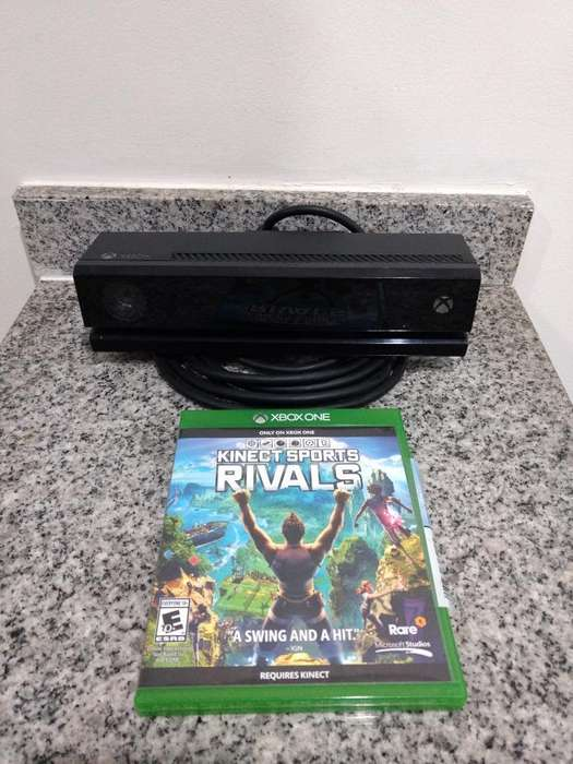 Kinect Xbox One Juego Sports Rivals