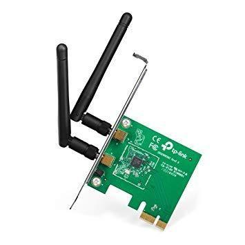 Tarjeta De Red Tp-link Tl-wn881nd Wifi Pci Express 300mb