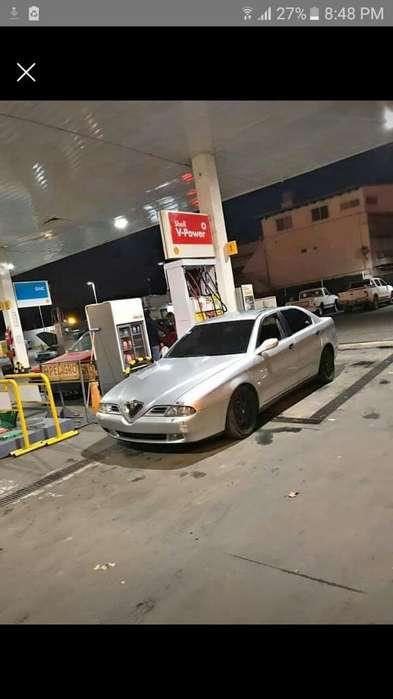 Alfa Romeo 166 2000 - 141000 km