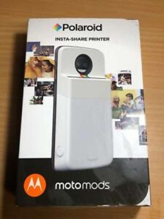Impresora Polaroid para Motoz