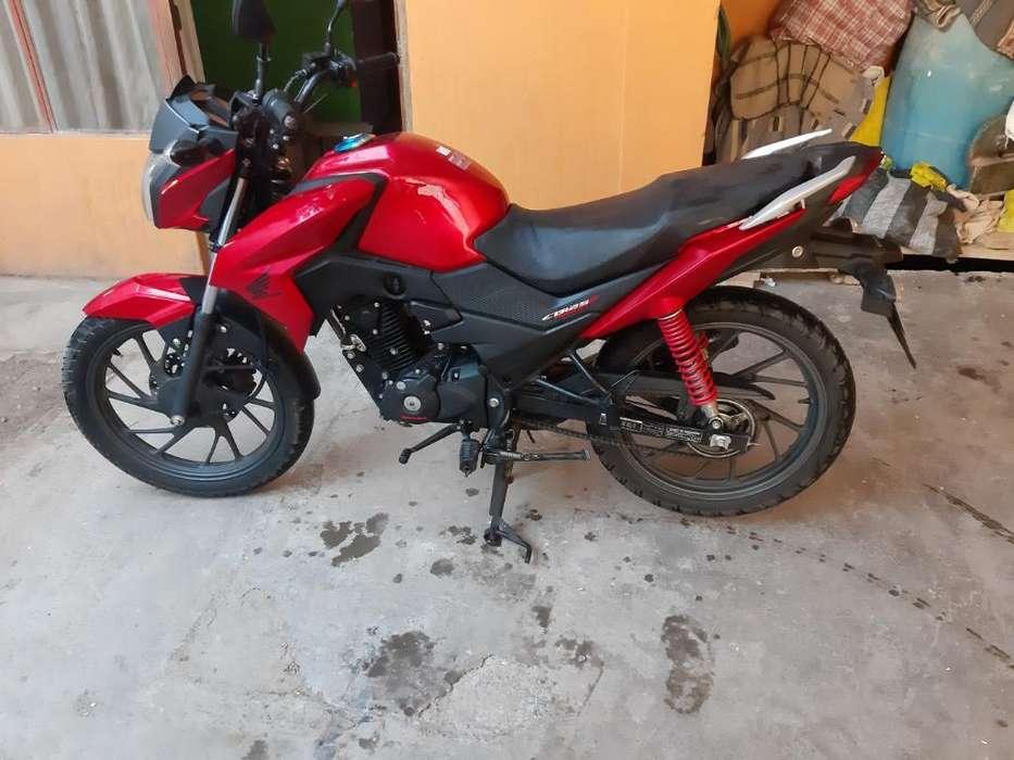 Se Vende Moto Honda Cbf125 Twister