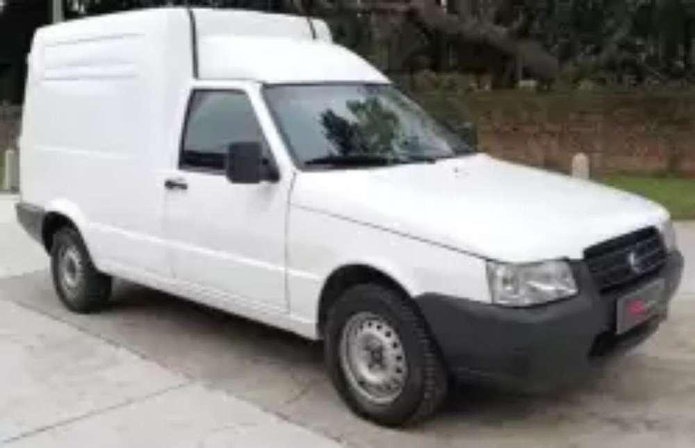 Fiat Fiorino 2010 - 128000 km