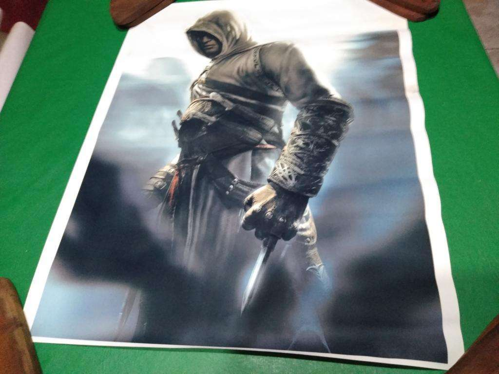 Poster Assassins Creed 50 X 60 Cm