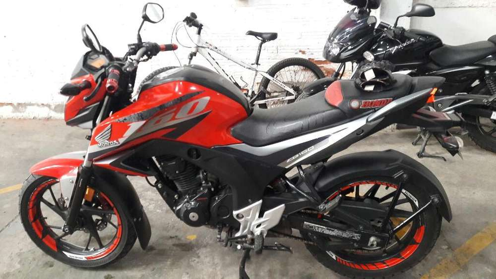 Moto Honda Cb160