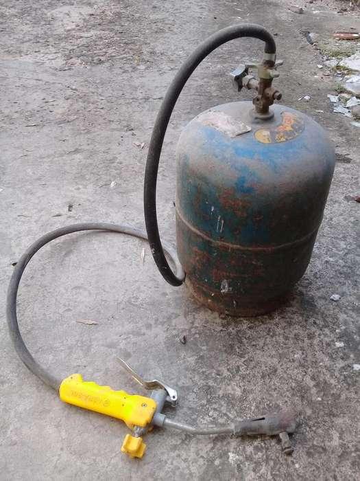 Vendo Soplete a Gas