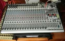 Sonido Profesional Mixer Y Amplificacion