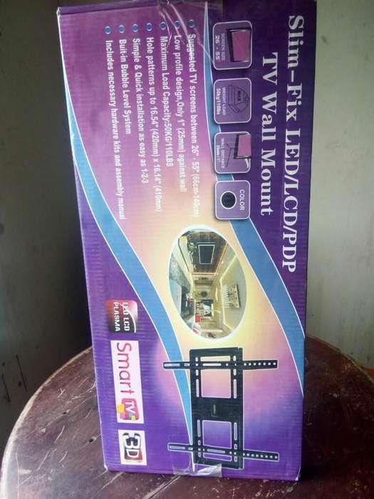 Vendo Soporte para Smart Tv de 50 Pl.