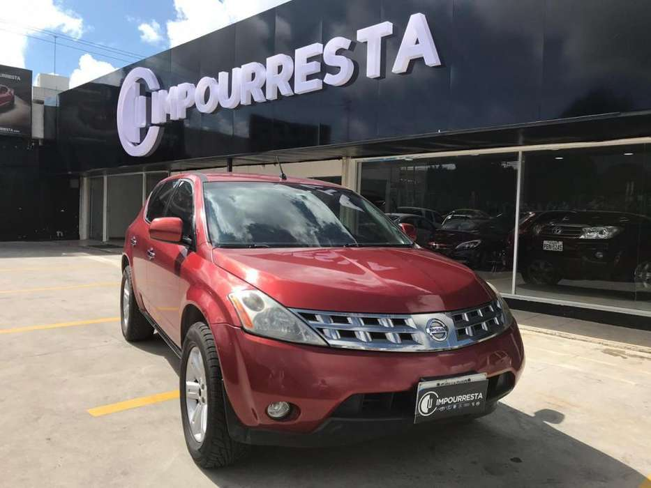 <strong>nissan</strong> Murano 2007 - 185000 km