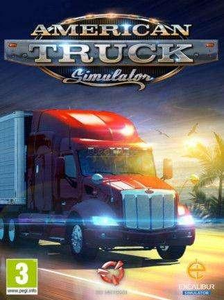 American Truck Simulador PC Compu