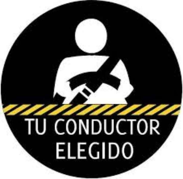 Servicio de Conductor Elegido!!