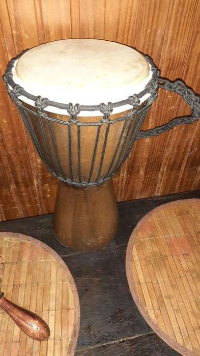 Timbal Africano Vendo