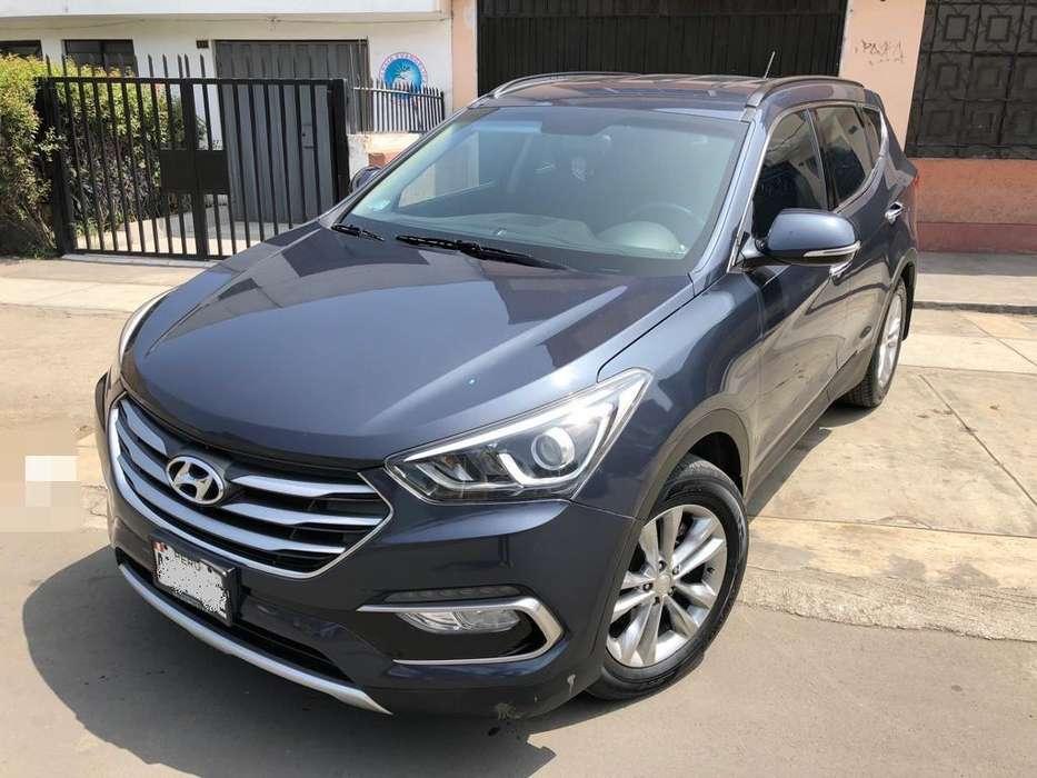Hyundai Santa Fe 2014 - 50000 km