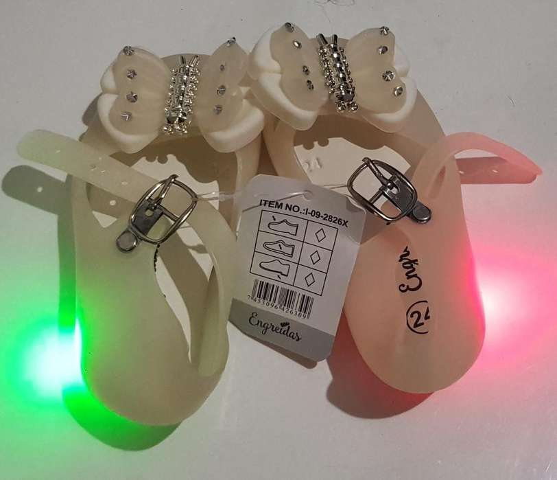 Zapatitos con Luces