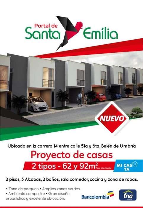 PROYECTO CASAS NUEVAS EN BELEN DE UMBRIA - wasi_750833