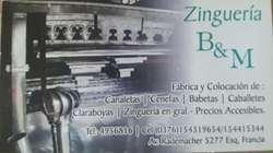 Zingueria B Y M