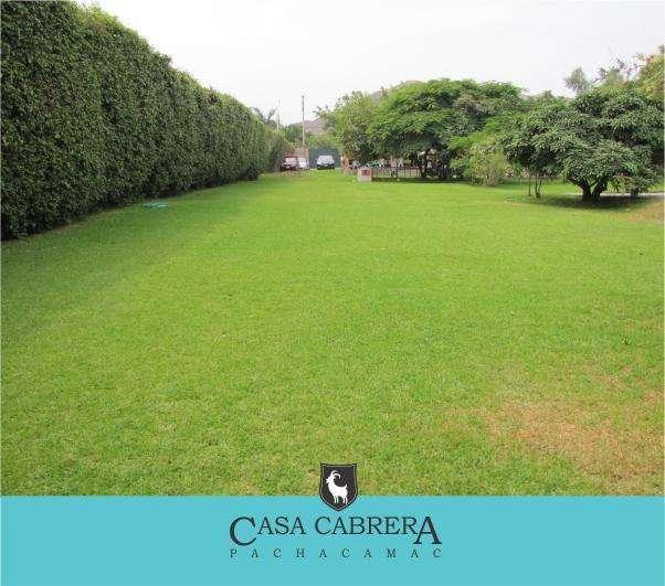 Alquiler Pachacamac Casa Cabrera Eventos